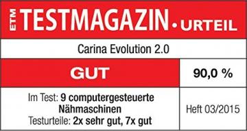 Carina Evolution