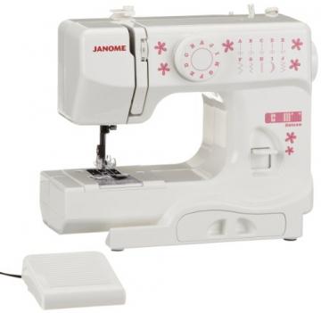 Janome Nähmaschine Sew Mini de Luxe - 1