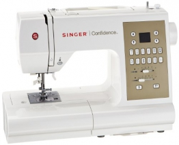 Singer Computernähmaschine Confidence 7469 - 1