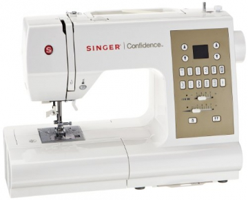 Singer Computernähmaschine Confidence 7469 - 1